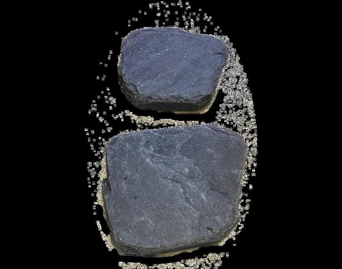 Askelmakivi Tumma / 80 kpl lava