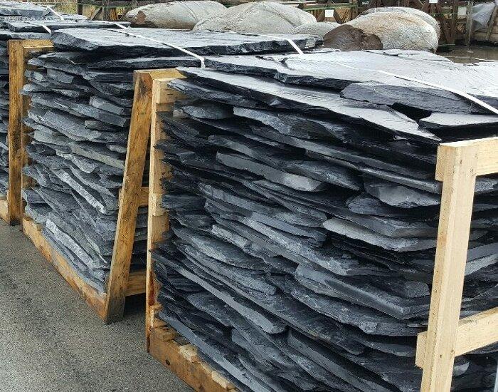 Välimeren Musta 2-4 cm / 20 m2 lava